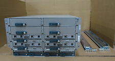 Cisco UCS5108 4x B200 M3 Blade Servers 8 x E5-2650 V2 2.6GHz 1024Gb RAM 10G VIC