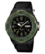 Casio camouflage military style g shock montre orologio US green army black band