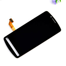 Black Front Full LCD Display Touch Screen Glass Digitizer For Nokia Lumia 700