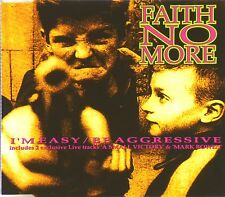 Maxi CD - Faith No More - I'm Easy / Be Aggressive - #A2038