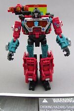 Transformers Reveal The Shield Perceptor Complete Deluxe G1 Homage RTS Hasbro