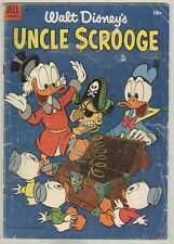 "Four Color #495 FR/G 1953 Uncle Scrooge ""The Golden Goose"""