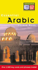 Essential Arabic Phrase Book by Fethi Mansouri (Paperback, 1980)