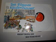 LP Kinder Erich Kaestner - Das fliegende Klassenzimmer ARIOLA MARCATO