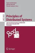 Principles of Distributed Systems: 13th International Conference, OPODIS 2009, N