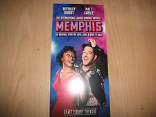 **Memphis Flyer With Beverley Knight & Matt Cardle At Shaftesbury Theatre**