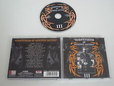 VARIOUS/GODFATHERS OF GERMAN GOTHIC VOL.II(SPV 085-47572)CD ALBUM