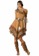 Womens Sexy Tribal Native Costume - Size XL (used / Defect)