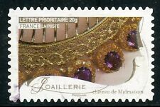 TIMBRE FRANCE AUTOADHESIF OBLITERE N° 263 / METIERS D'ARTS / JOAILLERIE