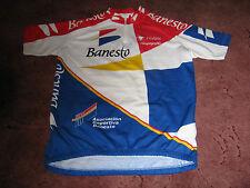 """BANESTO CAMPAGNOLO NALINI ITALIAN CYCLING JERSEY [6/44""""]"""