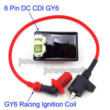 Ignition Coil DC CDI Box For Kymco SYM Vento Scooter GY6 50cc 125cc 150cc Engine