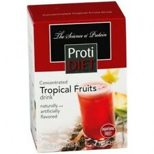 ProtiDiet - Tropical Fruits Concentrate High Protein Drink Ideal Weight Loss (7)