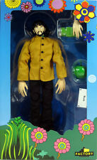 "Beatles Yellow Submarine GEORGE HARRISON 12"" Action Figure Factory Entertainment"
