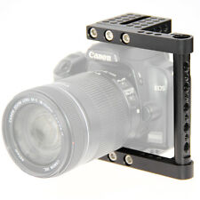 CAMVATE DSLR Camera Video Support Baseblate Cage fr Canon Nikon Sony Panasonnic