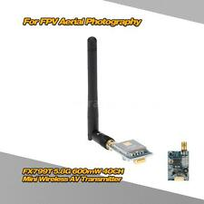 FX799T-6 5.8G 600mW 40CH Mini Wireless AV Transmitterfor FPV Photography I9GI