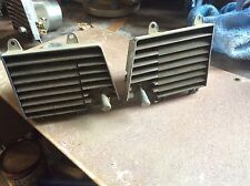 1966 1967 LINCOLN CONTINENTAL  Pair of  DASH  A/C AND HEATER VENT