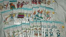 lot of 42 color me card by E. MASON age 4 & up great summer camp fun new