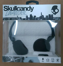 Skullcandy Lowrider New 2014 On-Ear Headphones with Mic - Black