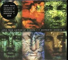 Cathedral Oceans by John Foxx 2 IMPORT cd Edsel (Ultravox) 21 tracks