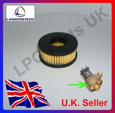 LANDIRENZO GPL Filtro per il GPL VALVOLA SOLENOIDE (67r-0193001) -- NUOVO -- UK Venditore