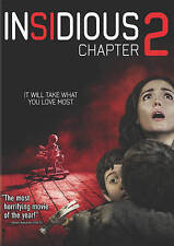 Insidious Chapter 2 (DVD + Digital Copy 2013 WS) Patrick Wilson