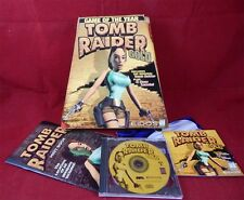 Game of the year tomb raider 1 Gold-special edition-Eidos 1998