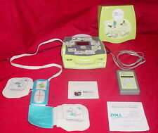 #2 Zoll Training AED+Plus Automated External Defibrillator Trainer Version 2.3