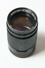 TESTED Jupiter-37A 3.5/135. 135mm f/3.5 M42. Legendary portrait lens, GOOD