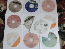 10 CDG LOT KARAOKE CLASSIC HITS STARTER CD+G POP ROCK OLDIES PACK #1