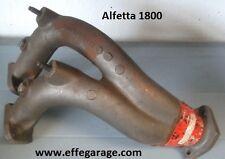 Alfa Romeo Alfetta 1800 prima serie collettore scarico exhaust manifold