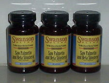 SAW PALMETTO & BETA SITOSTEROL 480MG MALE PROSTATE URINARY SUPPLEMENT 90 SOFTGEL