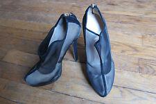 chaussures FENDI noir p38,5