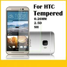 Premium Real Tempered Glass Clear Screen Protector Film Guard for HTC One M9