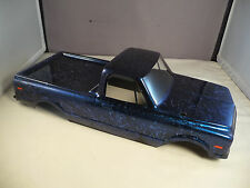 NEW CHEVY C-10 BODY FOR TRAXXAS STAMPEDE/STAMPEDE VXL/4X4/ 2WD-CANDY BLUE MARBLE