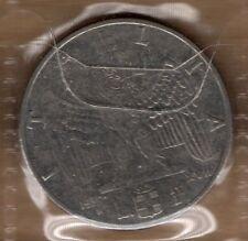 A590: Moneta Coin Regno d'Italia - Vittorio E III: 1 Lira Impero 1939 XVII AM