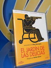 Pelicula EN DVD EL JARDIN DE LAS DELICIAS dvd descatalogado