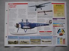 Aircraft of the World - De Havilland DH.50 - DH.89