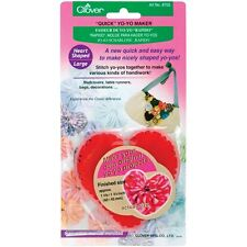 CLOVER YO YO MAKER- LARGE HEART- FREE US SHIPPING-051221557750