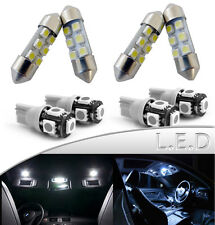 8x White LED lights interior package kit for 2003-2013 Toyota Corolla