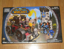 Mega Bloks World Of Warcraft 91026 Demolisher Attack