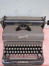 antike Schreibmaschine Rheinmetall, Typewriter