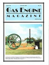 Reid Oil Field Engines, Piersen Engine History, Building an ignition system