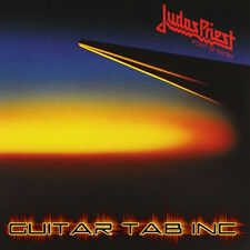 Judas Priest Guitar & Bass Tab POINT OF ENTRY Lessons on Disc