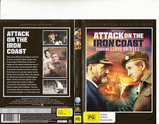Attack On The Iron Coast-1968-Lloyd Bridges-Movie-DVD
