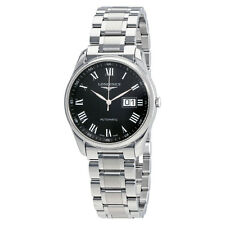 Longines Master Big Date Black Dial Automatic Mens Watch L2.648.4.51.6