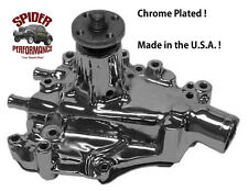 1970-1978 Ford 289 302 351W CHROME water pump 289 351W 302 water pump