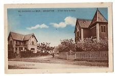 CPA 80 - CAYEUX SUR MER (Somme) - 55. BRIGHTON. Villas dans le Bois