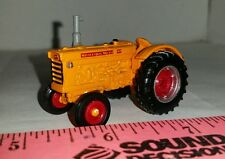 1/64 ERTL custom agco minneapolis Moline model g wide front farm toy free ship!