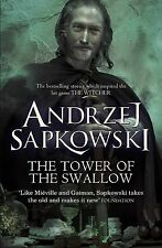 The Tower of the Swallow (Witcher 4) by Andrzej Sapkowski