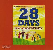 28 Days (1 CD Set): Moments in Black History That Changed the World by...